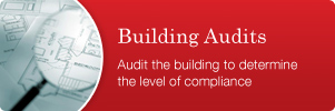 Building Audits  Building Code Compliance within existing buildings can be difficult to identify and quantify that's why having a professional, audit the building to determine the level of compliance can help with Strata or Torrens subdivision applications; or  to respond to Council interest in the building;  or just for peace of mind.